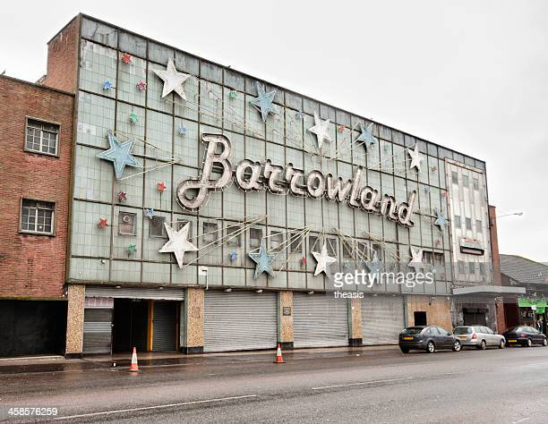 barrowland ballroom, glasgow - theasis stockfoto's en -beelden