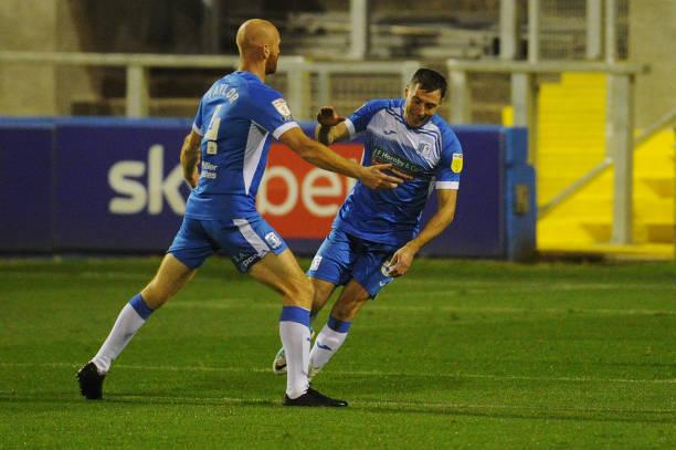 GBR: Barrow AFC v Bolton Wanderers - Sky Bet League Two