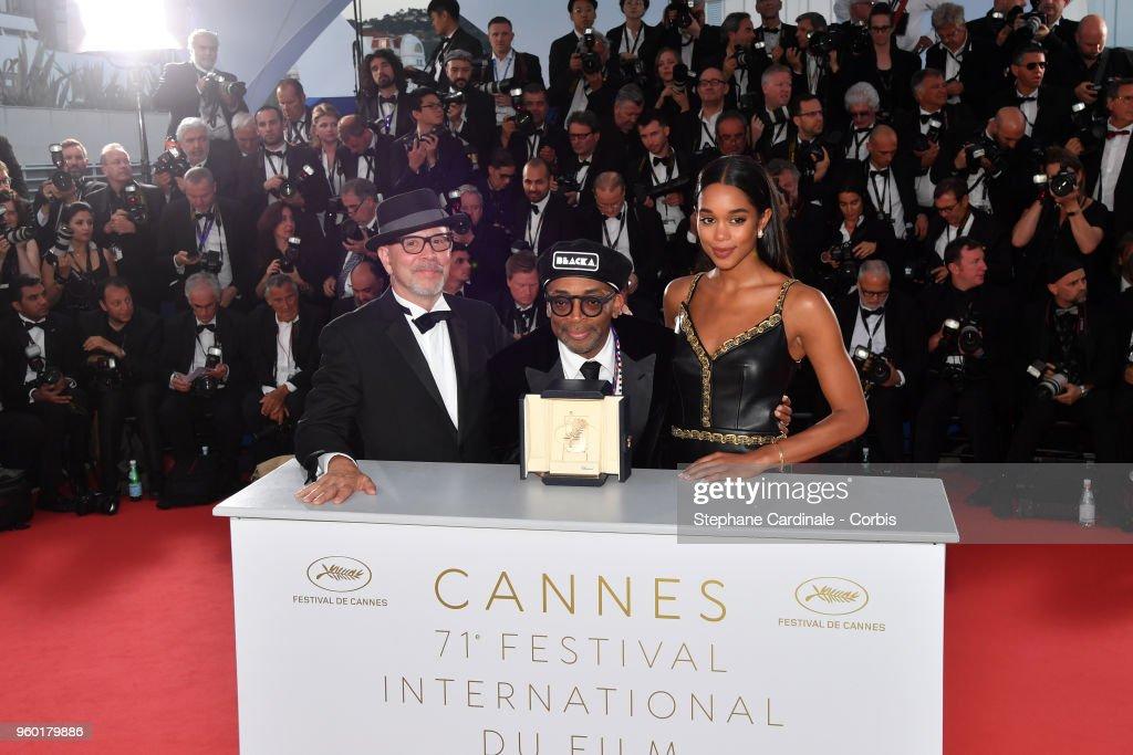Palme D'Or Winner Photocall - The 71st Annual Cannes Film Festival : Photo d'actualité
