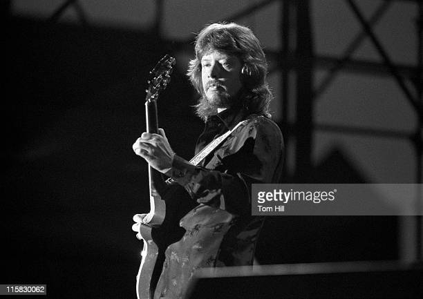 Barry Bailey of Atlanta Rhythm Section during Georgia Tech Hosts The Champagne Jam at Grant Field September 3 1978 at Georgia Tech's Grant Field in...