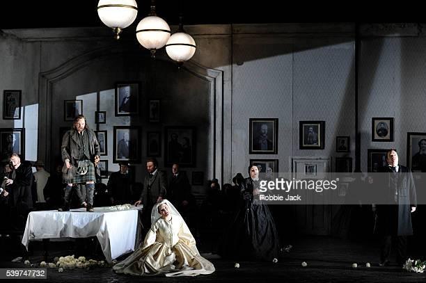 Barry Banks as Edgardo Sarah Pring as Alisa Brian Mulligan as Enrico Ashton Dwayne Jones as Lord Arturo Bucklaw Anna Christy as Lucia Clive Bayley as...