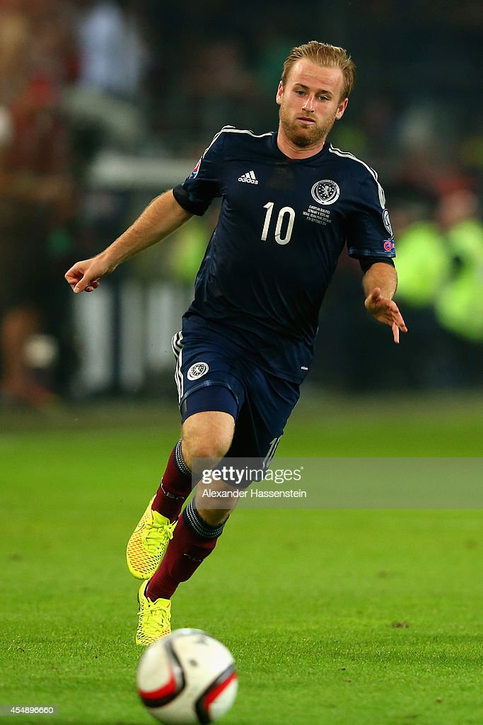 Germany v Scotland - EURO 2016 Qualifier : News Photo