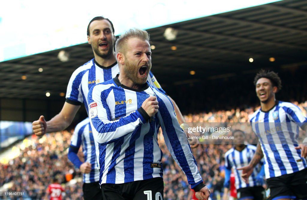 Sheffield Wednesday v Bristol City - Sky Bet Championship : News Photo