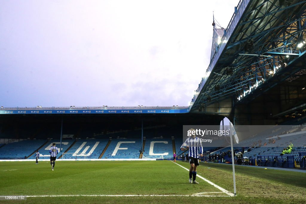 Sheffield Wednesday v Preston North End - Sky Bet Championship : Nieuwsfoto's