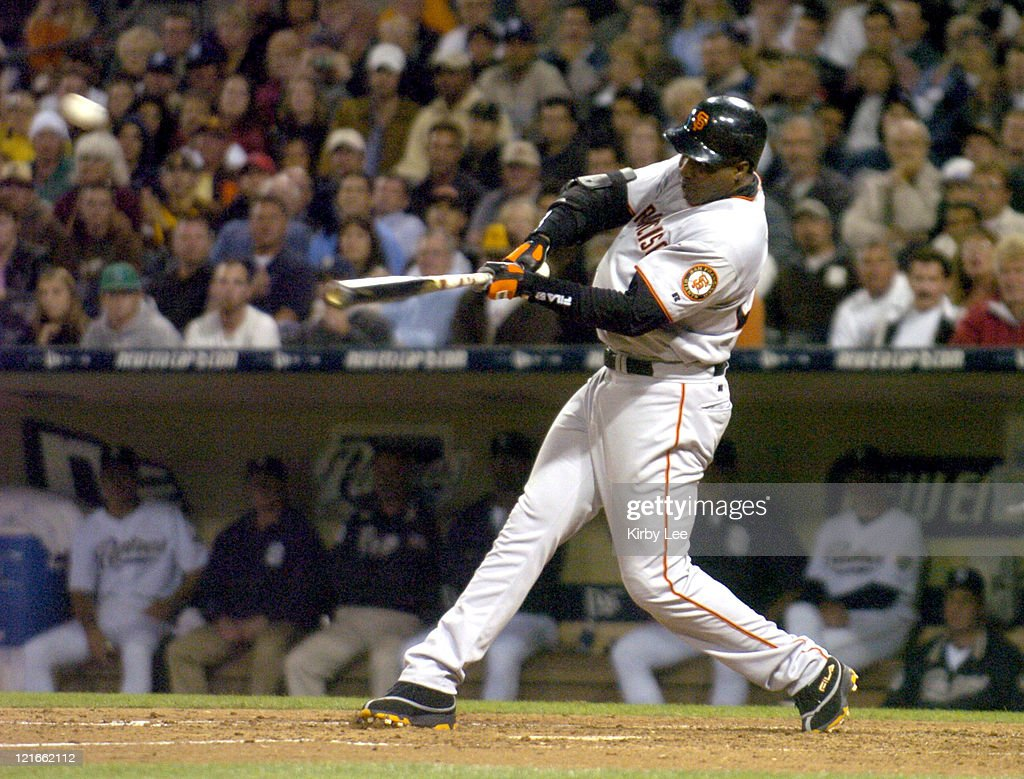 San Diego Padres vs San Francisco Giants - September 30. 2004