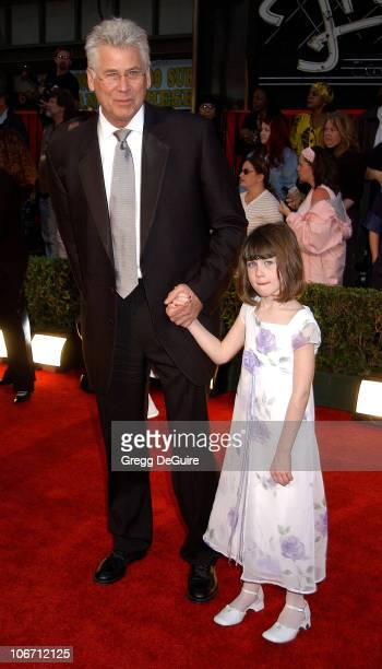 Barry Bostwick Daughter Chelsea during ABC's 50th Anniversary Celebration at The Pantages Theater in Hollywood California United States