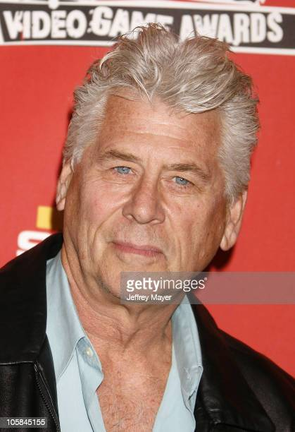 Barry Bostwick during Spike TV's 2006 Video Game Awards Arrivals at The Galen Center in Los Angeles California United States