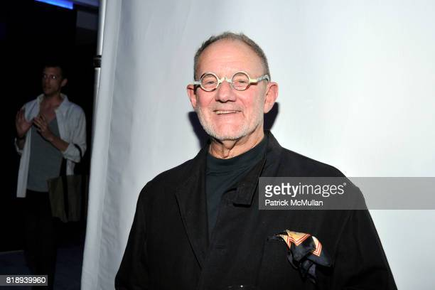 Barry Briskin attends PATTI SMITH Live in Concert A Benefit for The American Folk Art Museum at Espace on May 15 2010 in New York City