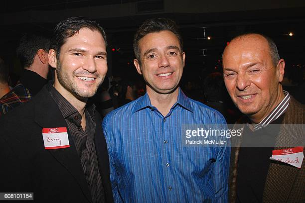 Barry Brown Waldo Maffer and Richard Balzanno attend The 21st Annual TOYS FOR TOTS Sponsored by IMPERIA Vodka Special Thanks to CORCORAN group Real...
