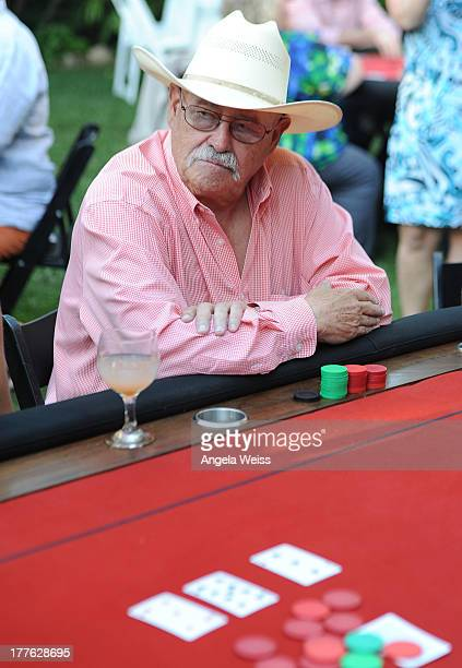 Barry Corbin attends the SAG Foundation's 3rd Annual Poker Classic on August 24 2013 in Los Angeles California