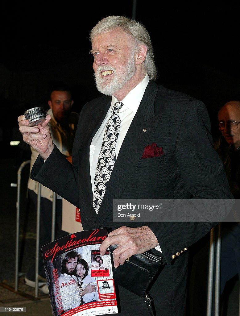 2007 Italian Australian Film Festival Opening Night - Red Carpet