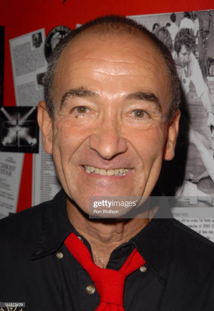 Barry Dennen during 'Jesus Christ Superstar' Los Angeles Performance - August 13, 2006 at Ricardo Montalban Theatre in Los Angeles, California, United States.