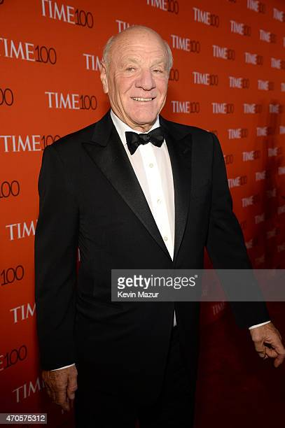 Barry Diller attends TIME 100 Gala TIME's 100 Most Influential People In The World at Jazz at Lincoln Center on April 21 2015 in New York City