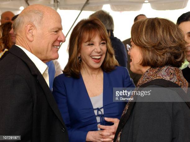 Barry Diller Chairman and CEO of USA Interactive Marlo Thomas and Ann Moore Chairman and CEO of Time Inc