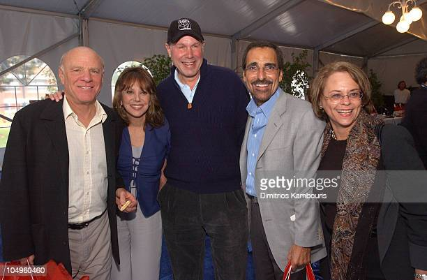 Barry Diller Chairman and CEO of USA Interactive Marlo Thomas Michael Eisner Chairman and CEO of Disney/ABC Tony Thomas and Ann Moore Chairman and...