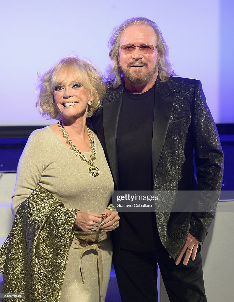 Barry Gibb attends Destination Fashion 2016 to benefit The Buoniconti Fund to Cure Paralysis, the fundraising arm of The Miami Project to Cure Paralysis at Bal Harbour Shops on March 5, 2016 in Miami, Florida.