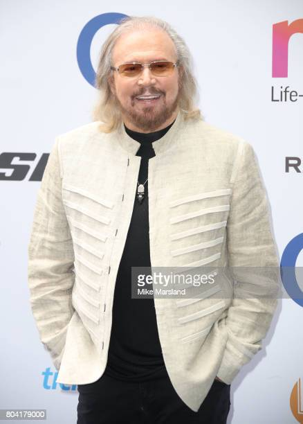 Barry Gibb attends Nordoff Robbins O2 Silver Clef awards at The Grosvenor House Hotel on June 30 2017 in London England