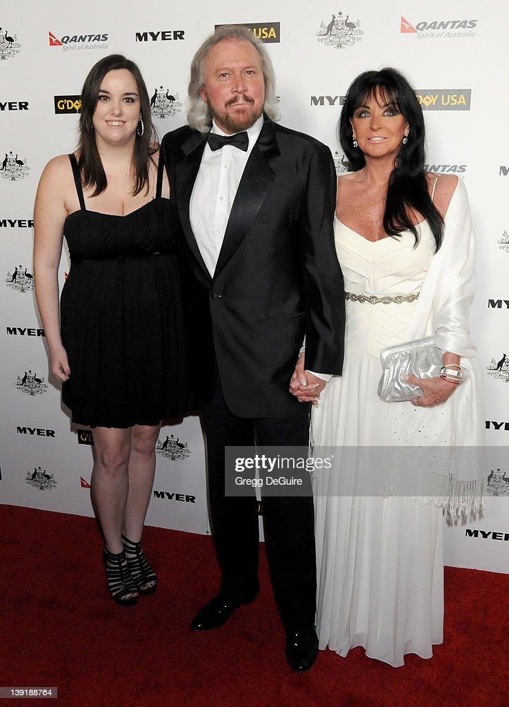 2011 G'Day USA Los Angeles Black Tie Gala : Nachrichtenfoto