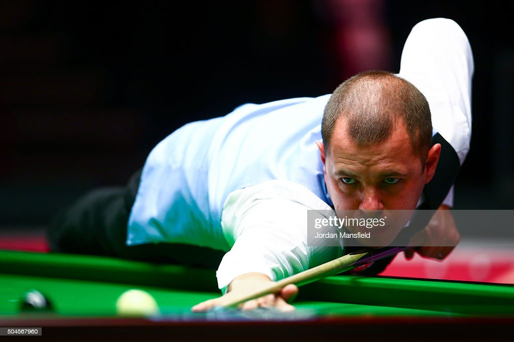 The Dafabet Masters - Day Two : News Photo