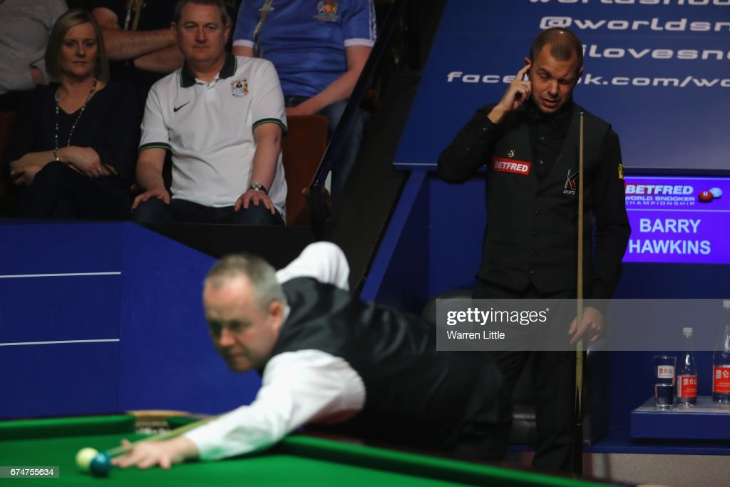 World Snooker Championship - Day Fifteen