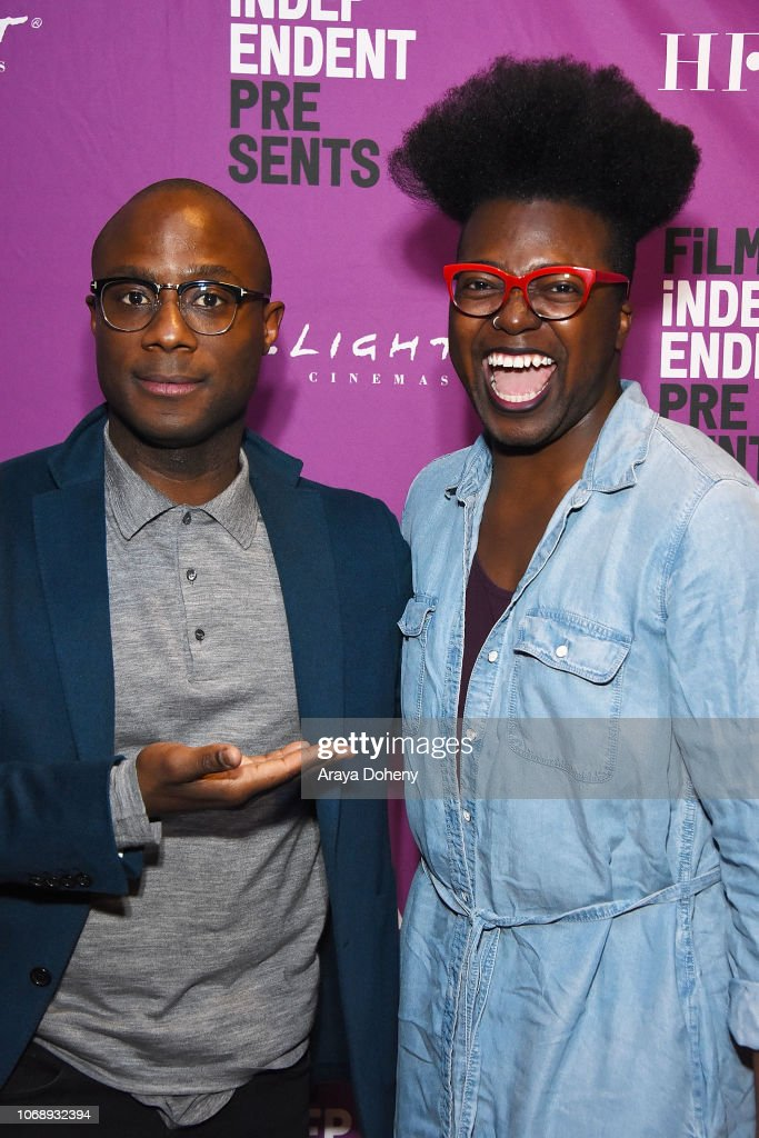 Film Independent Special Screening Of 'If Beale Street Could Talk' : News Photo