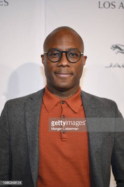 Barry Jenkins arrives at the BAFTA Los Angeles Tea Party at the Four Seasons Hotel Los Angeles in Beverly Hills on January 05 2019 in Los Angeles...