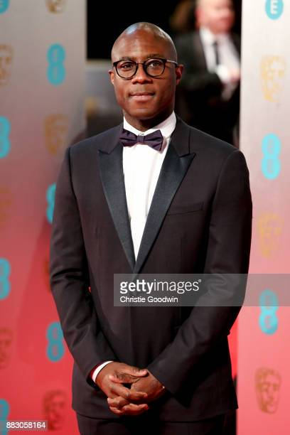 Barry Jenkins at the British Academy Film Awards 2017 at The Royal Albert Hall on February 12 2017 in London England