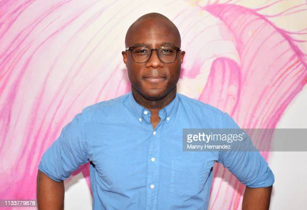 Barry Jenkins attends 2019 Miami Film Festival at the Olympia Theater on March 3 2019 in Miami Florida