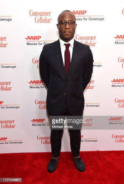 Barry Jenkins attends AARP The Magazine's 18th Annual Movies for Grownups Awards at the Beverly Wilshire Four Seasons Hotel on February 04 2019 in...