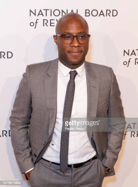 Barry Jenkins attends National Board of Review 2019 Gala at Cipriani 42nd street.