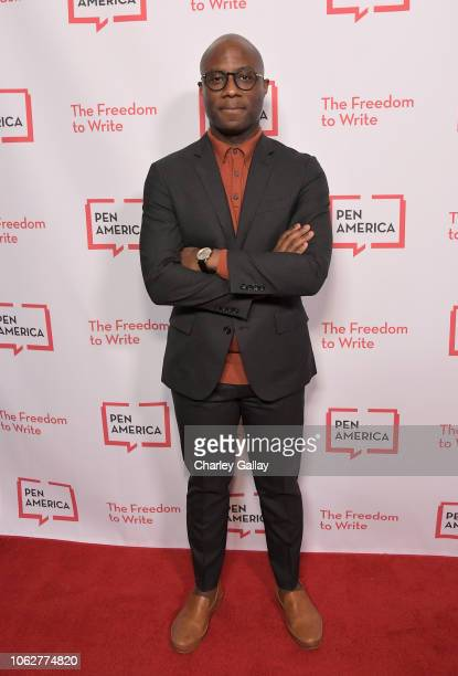 Barry Jenkins attends PEN America 2018 LitFest Gala at the Beverly Wilshire Four Seasons Hotel on November 02 2018 in Beverly Hills California