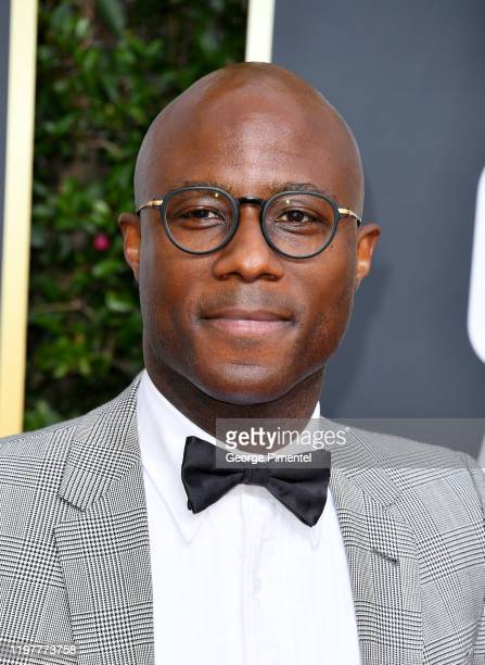 Barry Jenkins attends the 77th Annual Golden Globe Awards at The Beverly Hilton Hotel on January 05 2020 in Beverly Hills California