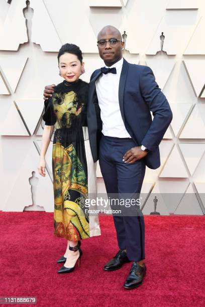 Barry Jenkins attends the 91st Annual Academy Awards at Hollywood and Highland on February 24 2019 in Hollywood California