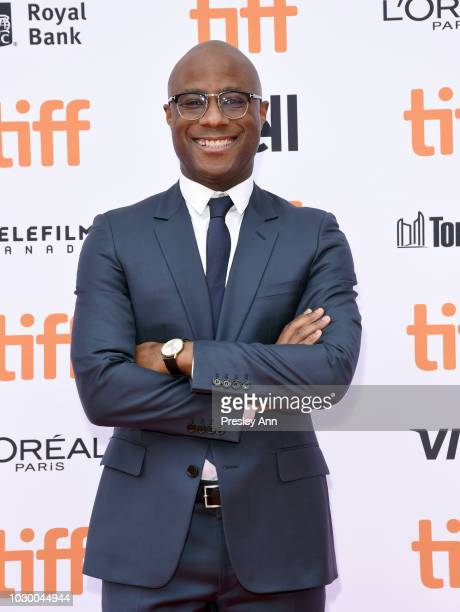 Barry Jenkins attends the If Beale Street Could Talk premiere during 2018 Toronto International Film Festival at Princess of Wales Theatre on...
