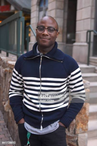 Barry Jenkins attends the Telluride Film Festival 2017 on September 1 2017 in Telluride Colorado