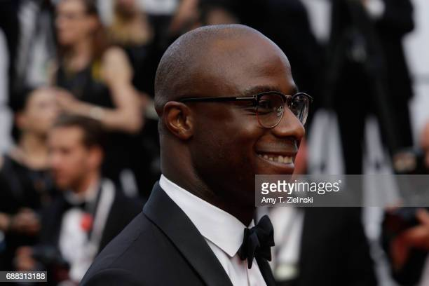 Barry Jenkins attends the 'Twin Peaks' screening during the 70th annual Cannes Film Festival at Palais des Festivals on May 25 2017 in Cannes France