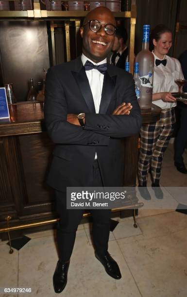 Barry Jenkins attends The Weinstein Company Entertainment Film Distributors Studiocanal 2017 BAFTA After Party in partnership with Ben Sherman Kat...