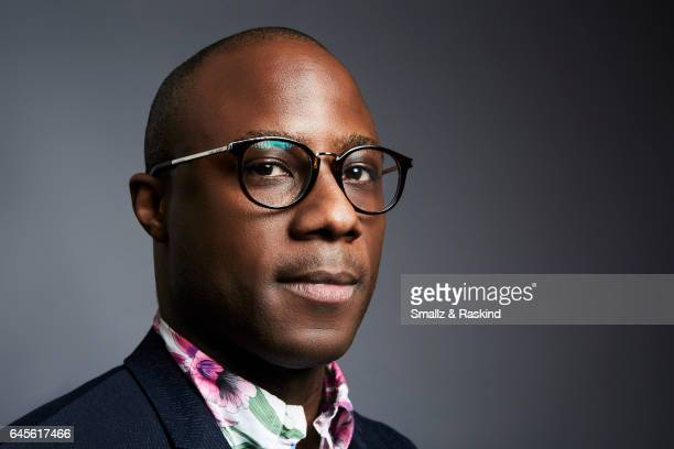Barry Jenkins poses for a portrait session at the 2017 Film Independent Spirit Awards on February 25 2017 in Santa Monica Califor ania
