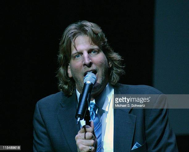 Barry Katz during Comedians Perform for Katrina Relief at The Wiltern - October 17, 2005 at The Wiltern Theater in Los Angeles, California, United...