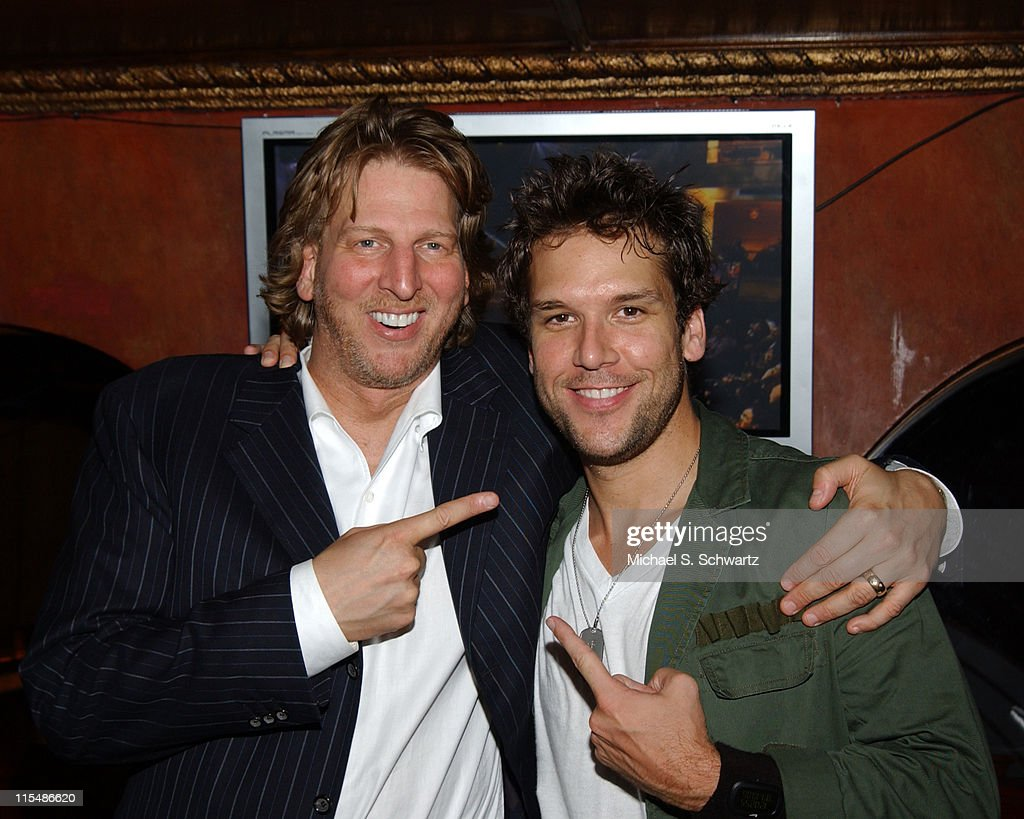 Comedian Dane Cook DVD-CD Release Party at The Laugh Factory