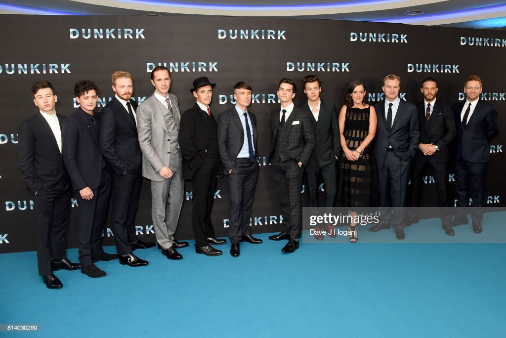 Dunkirk Preview Screening - BFI Southbank : News Photo