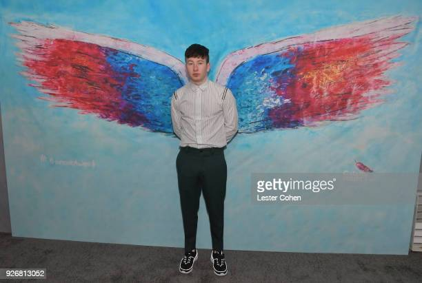 Barry Keoghan attends American Airlines at the 2018 Film Independent Spirit Awards on March 3 2018 in Santa Monica California