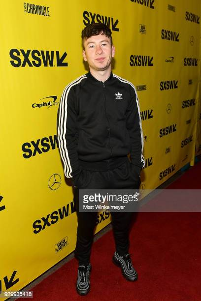 Barry Keoghan attends the 'American Animals' Premiere 2018 SXSW Conference and Festivals on March 9 2018 in Austin Texas