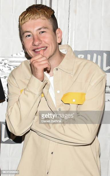 Barry Keoghan attends the Build Series to discuss the new film 'American Animals' at Build Studio on May 29 2018 in New York City