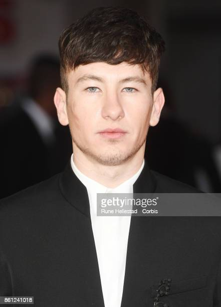 Barry Keoghan attends the Headline Gala Screening UK Premiere of 'Killing of a Sacred Deer' during the 61st BFI London Film Festival on October 12...
