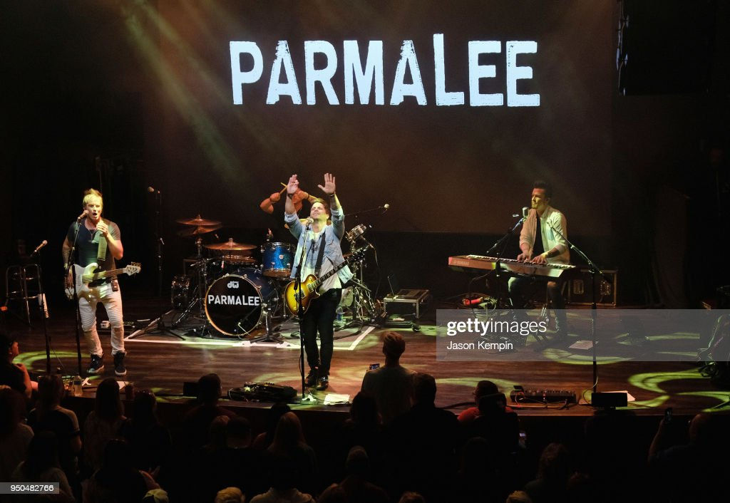 Parmalee Party Pack EP Release Party