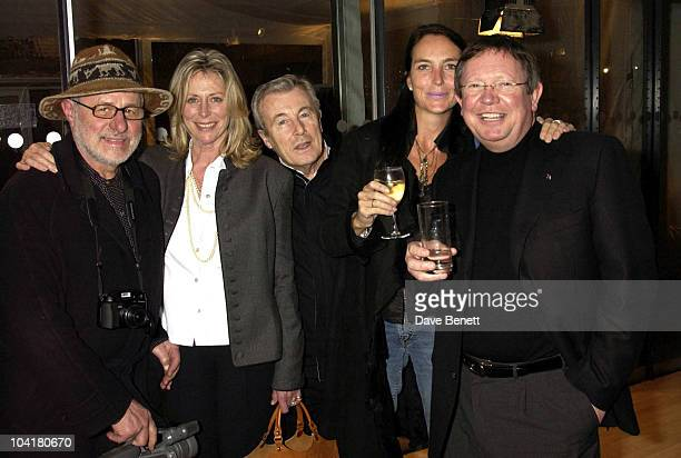 Barry Lattigan, Lorraine Ashton,terry O'Neil, Cathy Davis And Olympus Md, Mary Mccartney Donald Got Help From Her Friends When She Organised An...
