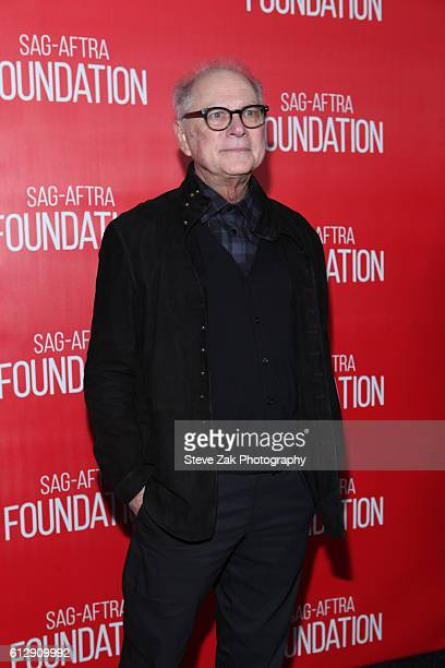 Barry Levinson attends The Grand Opening Of SAG-AFTRA Foundation's Robin Williams Center at SAG-AFTRA Foundation Robin Williams Center on October 5,...