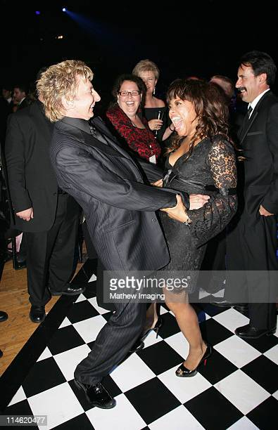 Barry Manilow and guests during 58th Annual Primetime Emmy Awards Governors Ball at The Shrine Auditorium in Los Angeles California United States