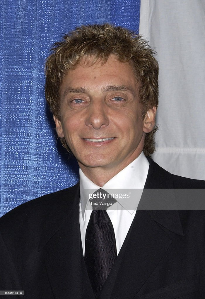 Barry Manilow during Songwriters Hall of Fame Awards - Press Room at Sheraton Towers in New York City, New York, United States.